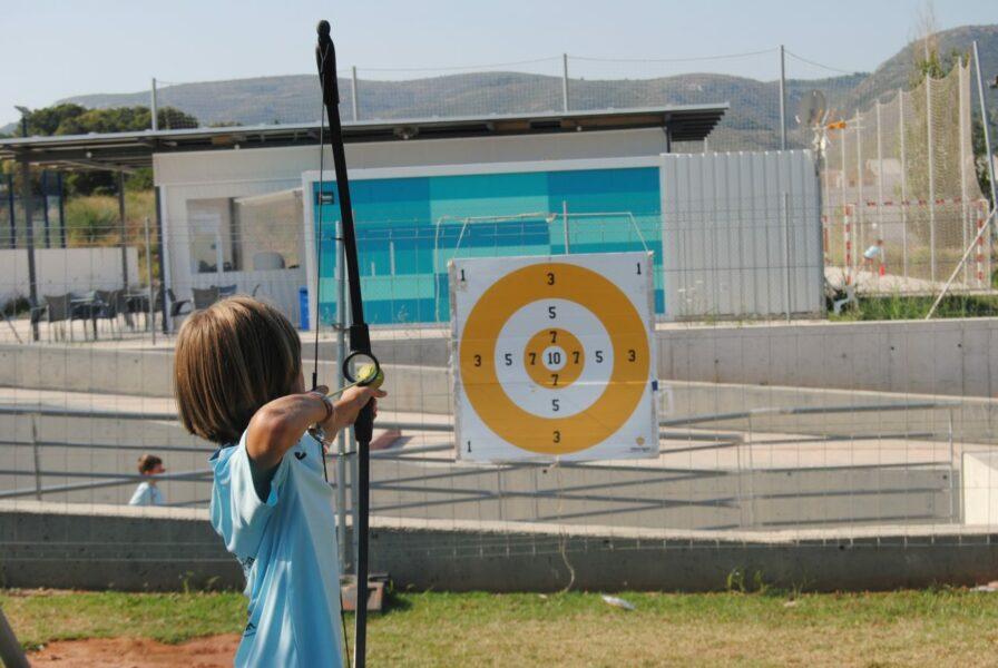Escola esportiva de pasqua Gata de Gorgos